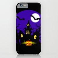 Halloween Night iPhone 6 Slim Case