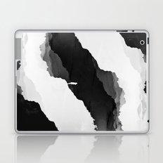 Black Isolation Laptop & iPad Skin
