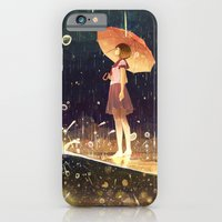 shower of meteors iPhone 6 Slim Case