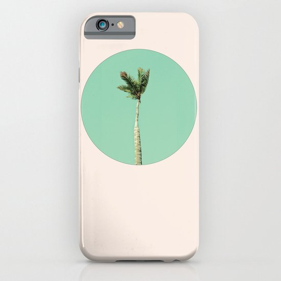 The Palm Life iPhone & iPod Case