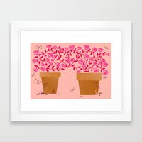 We've Grown So Much Together Framed Art Print