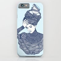 iPhone & iPod Case featuring ♥ Early Winter,  Tea time (temporada oficial de tecitos ♥) by Luna Portnoi