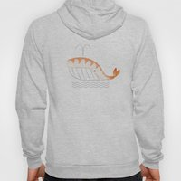 Legal Whale-Sushi Hoody