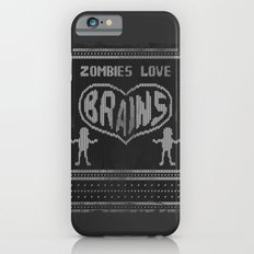 Zombie knitwear Slim Case iPhone 6s