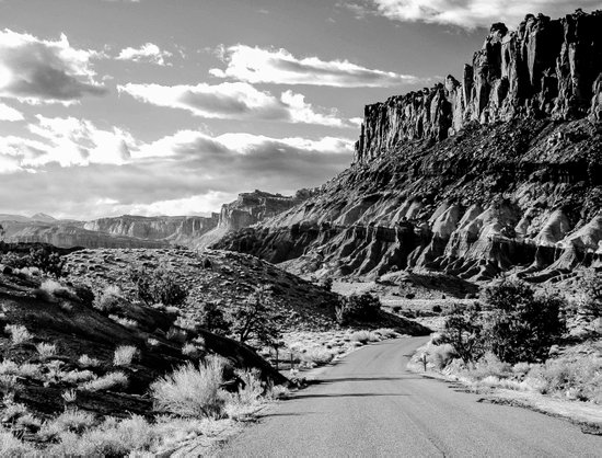 Capitol Reef National Park, Utah Art Print