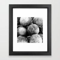 Negative Light No.2 Framed Art Print