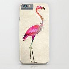 Pink Flamingo iPhone 6s Slim Case