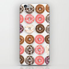 So Many Donuts iPhone & iPod Skin
