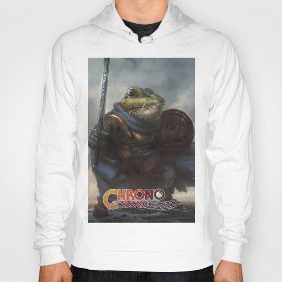 A knightly Frog  Hoody