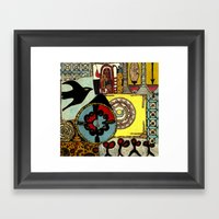 Hope 2 Framed Art Print
