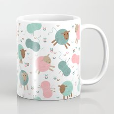 Knitting sheep Mug