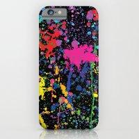 iPhone & iPod Case featuring Splatt by ndaudesign