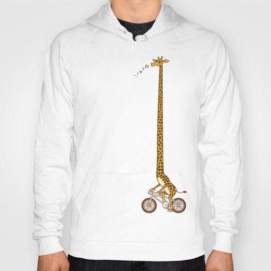 Long Bike Ride Hoody