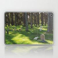 Skogskyrkogården Laptop & iPad Skin