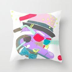 A-Lister. Throw Pillow