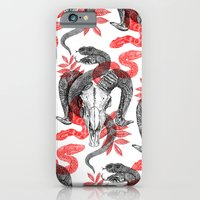 Old Ghosts iPhone 6 Slim Case