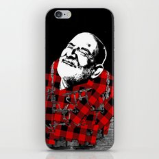 Neem Karoli Baba iPhone & iPod Skin