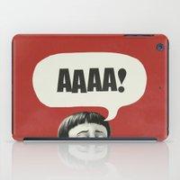 AAAA! iPad Case