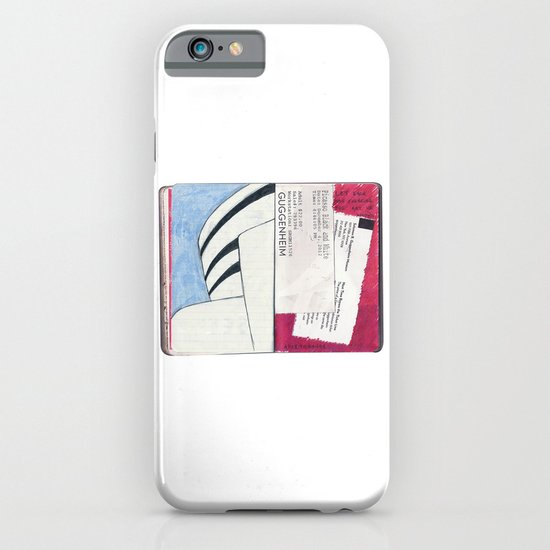 Solomon R. Guggenheim iPhone & iPod Case
