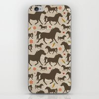 Ponies, Peppermints, Car… iPhone & iPod Skin