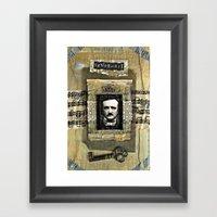 Nevermore Framed Art Print