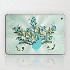 Just a Peacock Laptop & iPad Skin