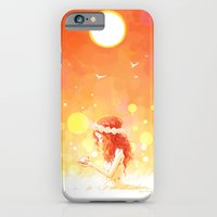 iPhone & iPod Case featuring August by Freeminds
