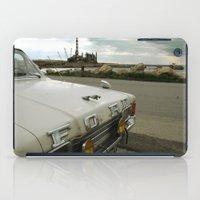 Travel Away On A Rainy D… iPad Case