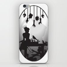 You're One Of Them, Aren't You? Dark Romance Valentine iPhone & iPod Skin