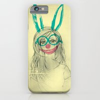 iPhone & iPod Case featuring UNPRETTY by Anwar Rafiee