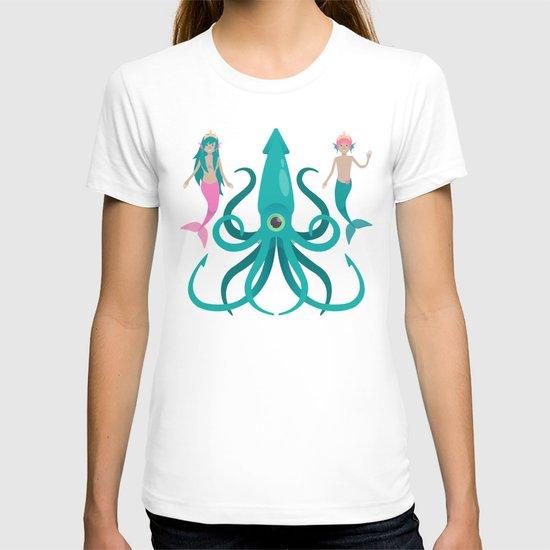 ocean deep T-shirt