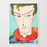 le serveur Canvas Print