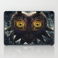 Epic Pure Evil Of Majora… iPad Case