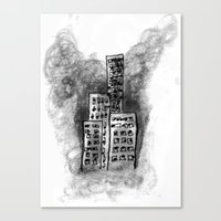 Salve 02 Canvas Print