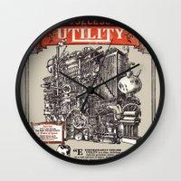 Extraordinarily Useless … Wall Clock