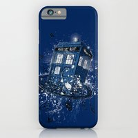 Breaking the Time iPhone 6 Slim Case