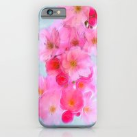 iPhone & iPod Case featuring Cherry Blossom (in memory of Mackenzie) by Alice Gosling