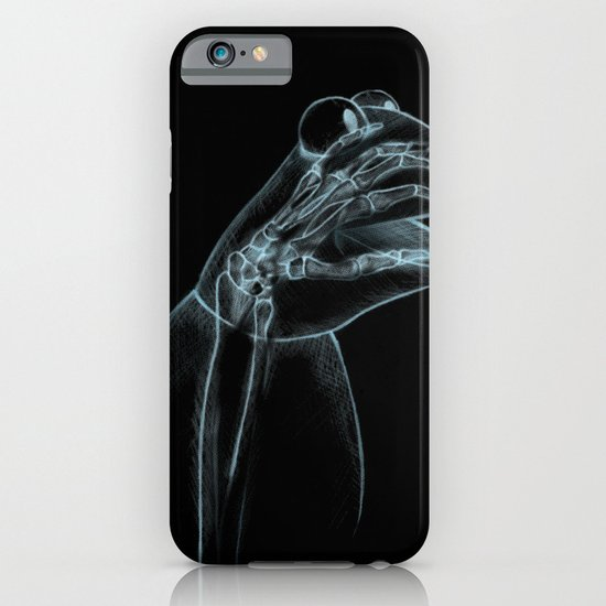 Puppet Check Up iPhone & iPod Case