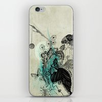 Play With Me iPhone & iPod Skin