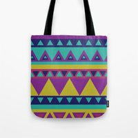 Aztec 1# Tote Bag