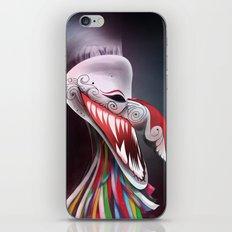 women_ผีตาโขน iPhone & iPod Skin