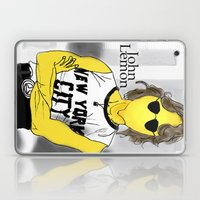 John Lemon Laptop & iPad Skin