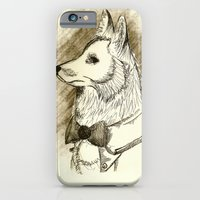 iPhone & iPod Case featuring Fox Class by Violet Tobacco