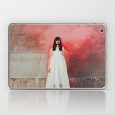Red Smoke Laptop & iPad Skin