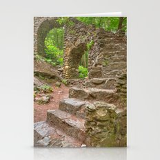 Forest Castle Ruins Stationery Cards