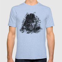 Requiem for a Skywalker Mens Fitted Tee Athletic Blue SMALL
