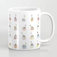 les petites maisons douillettes Mug