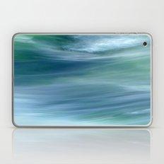 AQUA VITA dyptych, part II Laptop & iPad Skin