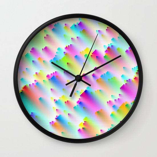 port17x8d Wall Clock