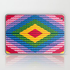 Rainbow Geometry Laptop & iPad Skin